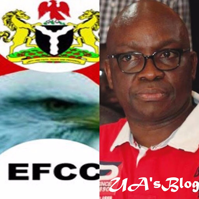 Fayose Has Refused To Talk To Us — EFCC Cries Out