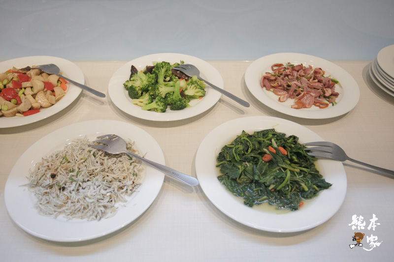 宜蘭冬山buffet早餐|雅第三合院民宿餐廳~康泉健康蔬食好美味