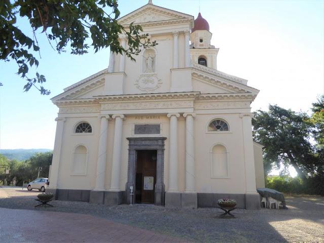 Santuario Madonna della Rovere San Bartolomeo al Mare