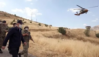 Tentara Turki Tewas Di Suriah Utara