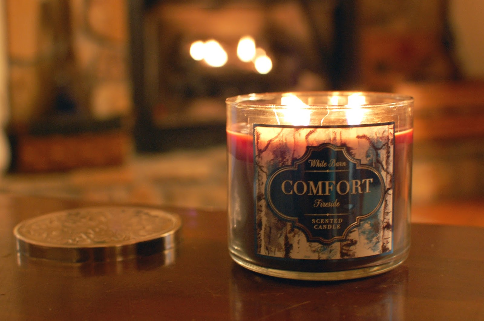 The Redolent Mermaid: Bath & Body Works: Comfort Candle
