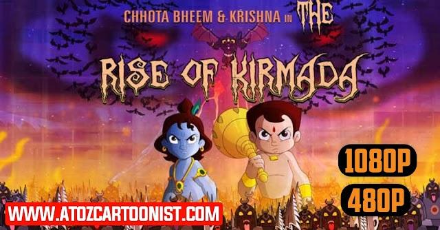 CHHOTA BHEEM & KRISHNA IN THE RISE OF KIRMADA FULL MOVIE IN HINDI & TELUGU DOWNLOAD (480P & 1080P)