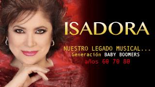 Concierto de ISADORA en Bogotá 2019