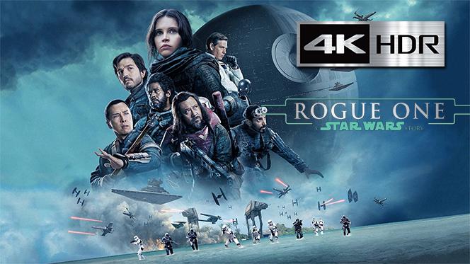 Rogue One: Una historia de Star Wars (2016) 4K UHD [HDR] Latino-Castellano-Ingles