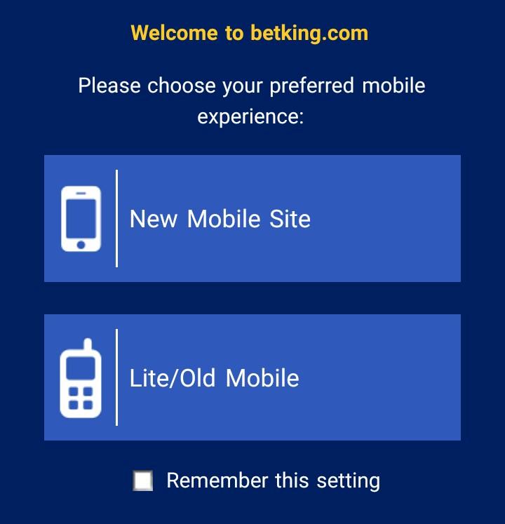Betking lite app download