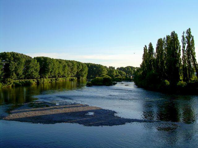Río Rahue (Distrito 25)