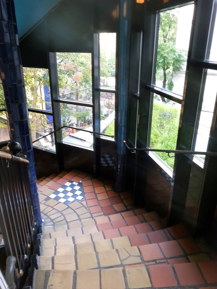 KunstHausWien - Museum Hundertwasser