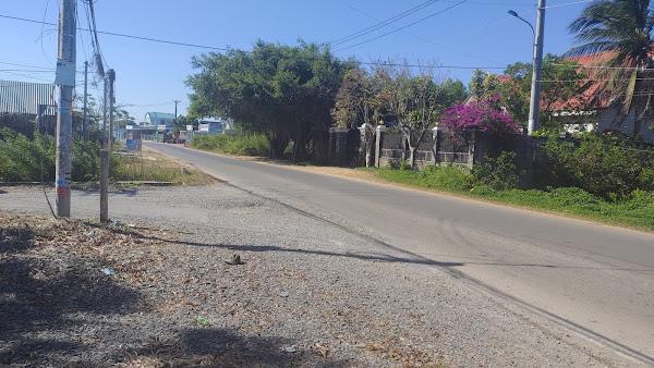 bán đất mặt tiền đường tỉnh lộ 328 đối diện giáo sứ hồ tràm