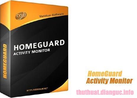 Download HomeGuard Professional 7.5.1 Full Crack