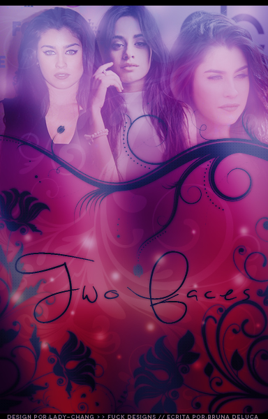 CF: Two faces (Bruna Deluca)