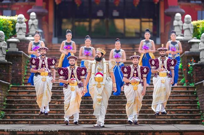 Chandimal Jayasinghe Royal Party 2019 - Pre shoot 4