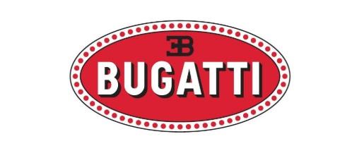 bugatti logo car