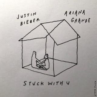 Justin Bieber & Ariana Grande – Stuck with U Mp3 Download