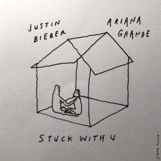 Justin Bieber & Ariana Grande – Stuck with U