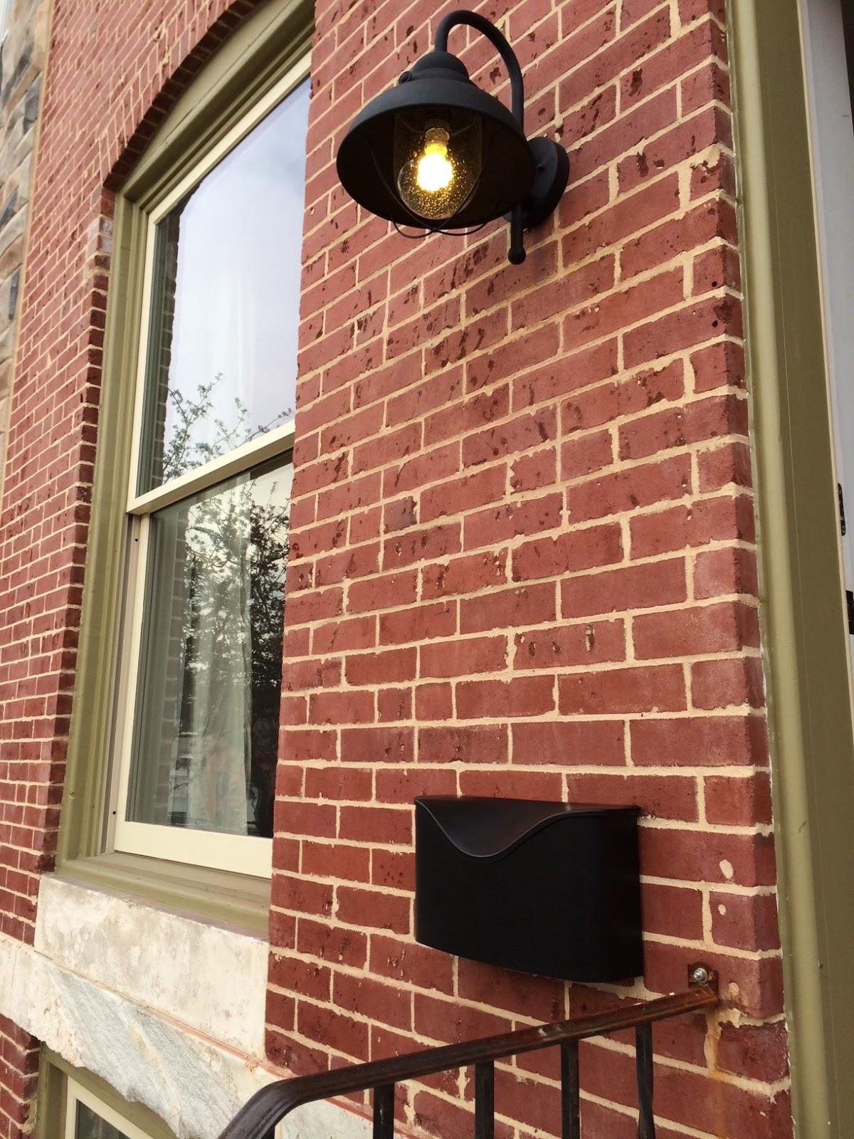 Amazing Deal Umbra Postino Mailbox Urban Brick