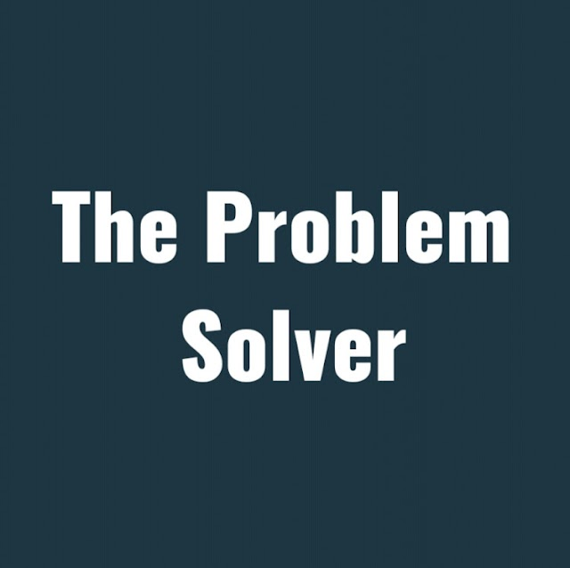 "Introduction to ""The Problem Solver"""