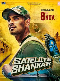 Satellite Shankar Hindi Drama movie 2019