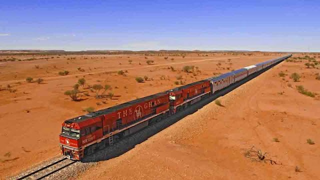 Top 10 Longest Trains in the World