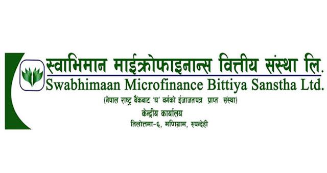 Swabhimaan microfinance