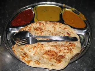 Cara membuat paratha khas india
