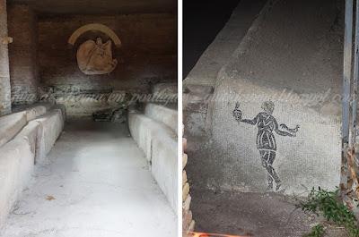 turismo roma ostia arqueologia culto mitra - Ostia Antiga