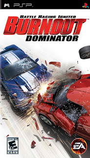 Burnout Dominator (USA) Iso PSP Android Free Download