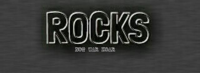 Rocks. Ngobrol dengan Bayang-bayang Tanpa WAR Koar
