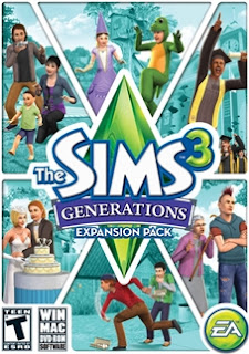 The Sims 3 Generations (Download Completo em Torrent)