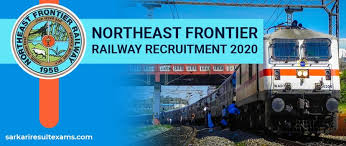 North East Frontier Railway Recruitment for Trade Apprentice Posts 2020