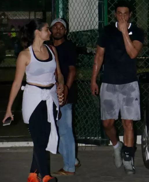 arjun rampal girlfriend gabriella pics after pregnancy