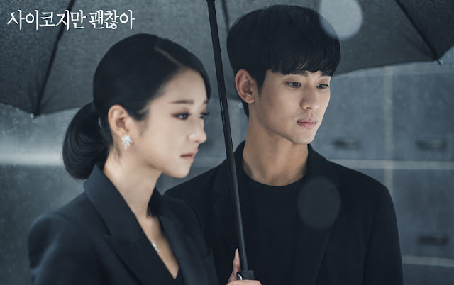 It's Okay Not to be Okay : Review Drama Korea Terbaik 2020