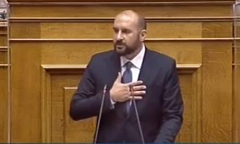 Τζανακόπουλος για Σαμαρά: «Επικεφαλής της ακροδεξιάς εθνικιστικής συμμορίας της ΝΔ»