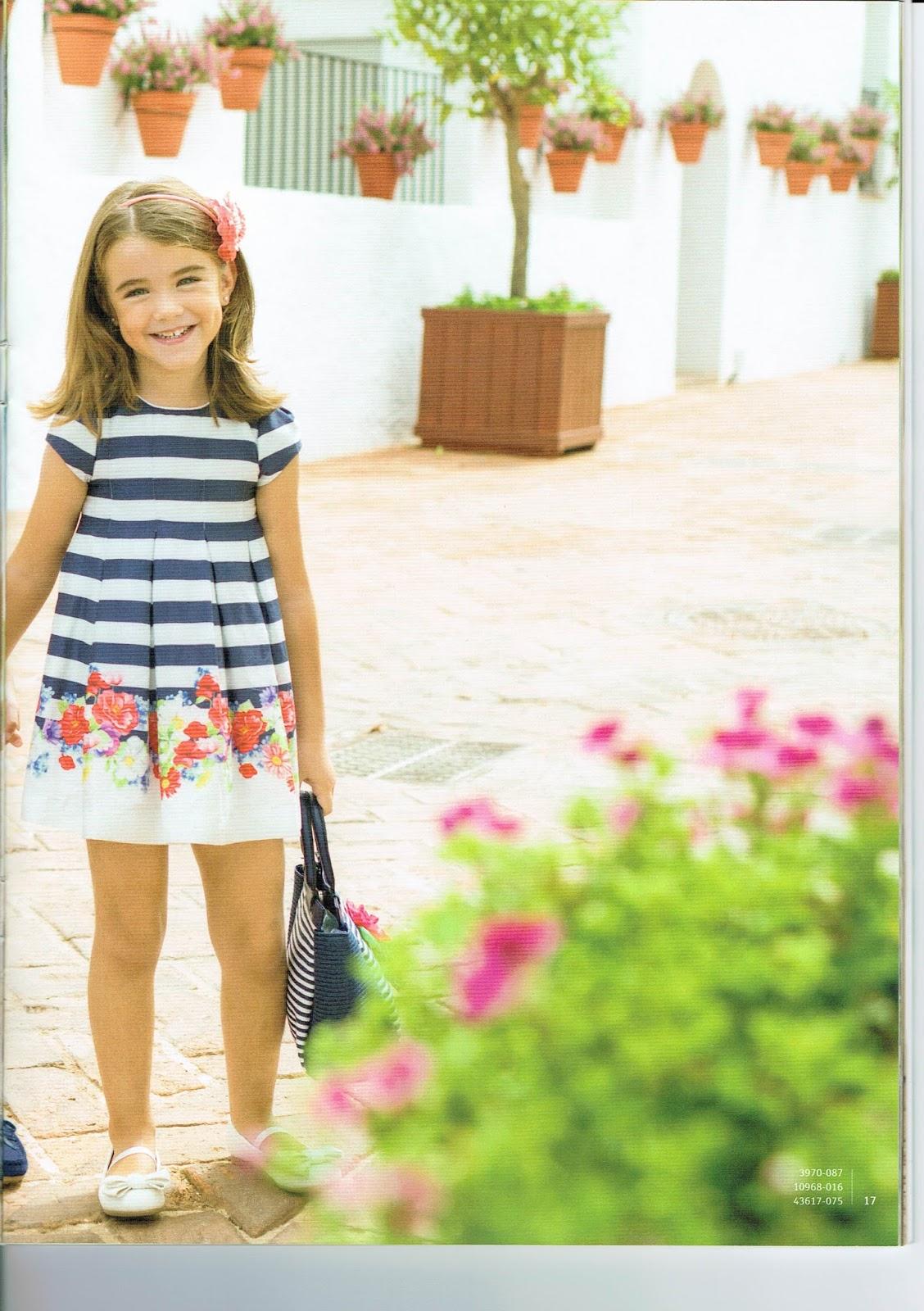 Catalogo mayoral primavera verano 2016 delfin moda infantil for Jardin infantil verano 2016