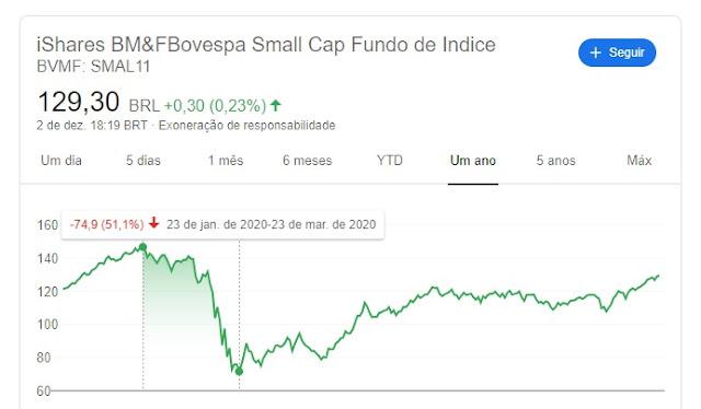 Small11 Volatilidade