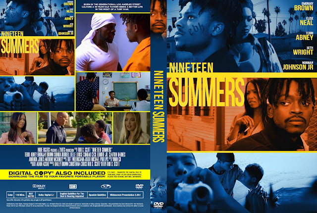 Nineteen Summers DVD Cover
