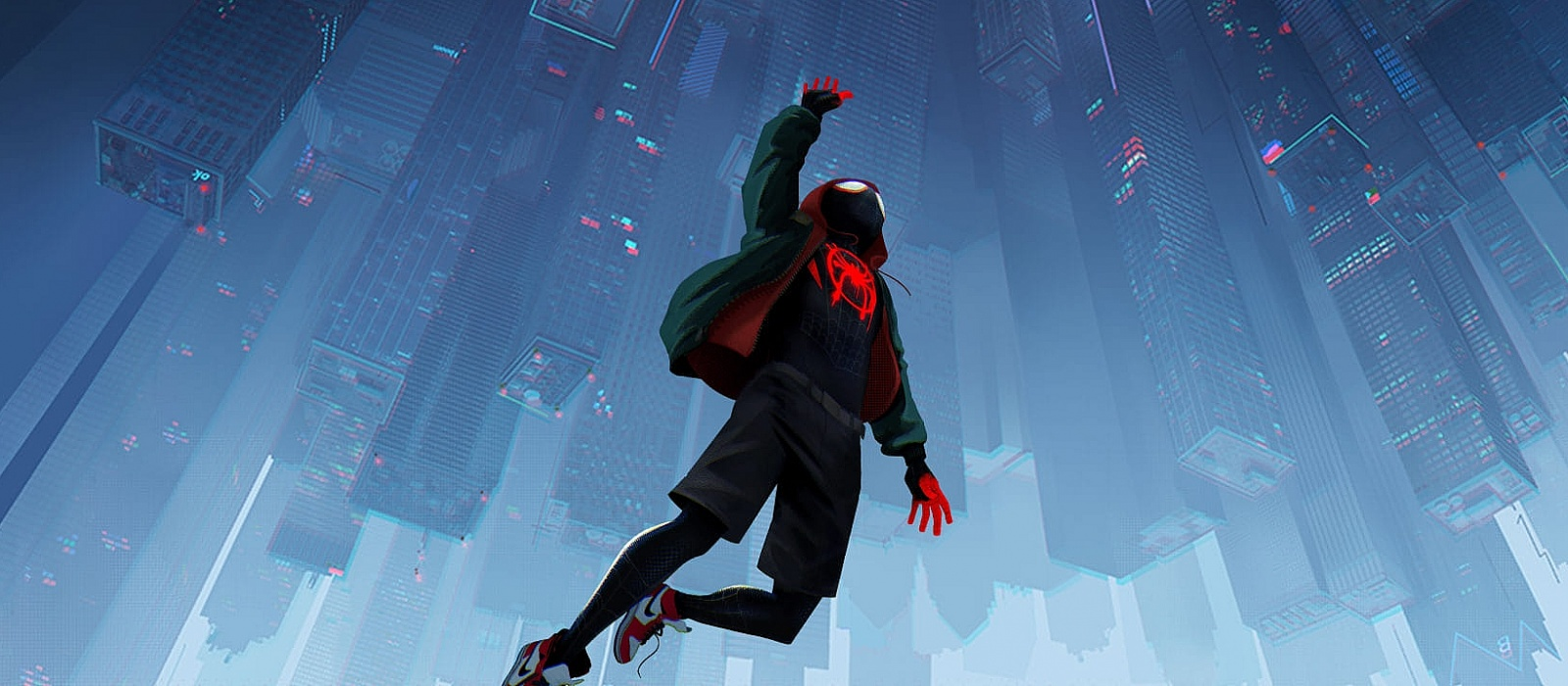 """Miles Morales will have a costume from the cartoon """"Into the Spider-Verse"""""""
