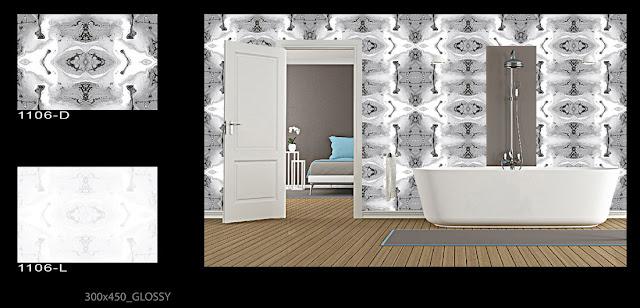 Marble Bath Tile