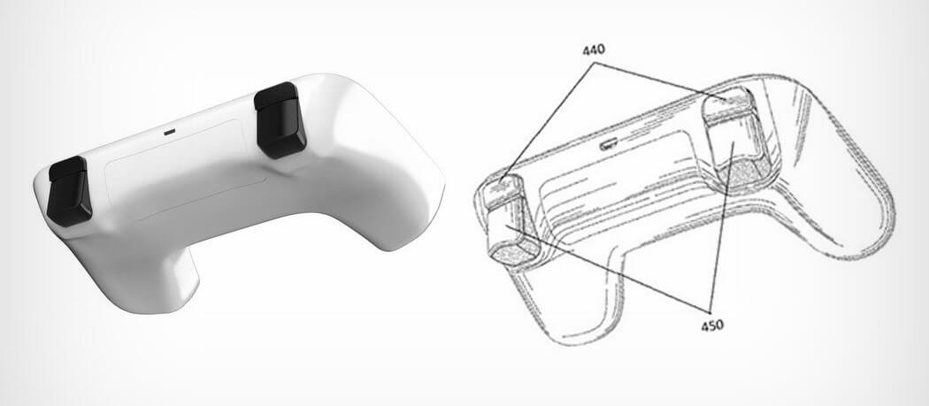 New Patent Show How Google's Video Game Controller Could Look Like For It's Game Streaming Service