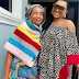 Nollywood actress, Mercy Aigbe and mum looking really good in new photo.