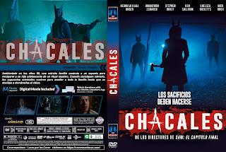 CARATULACHACALES - JACKALS - 2017