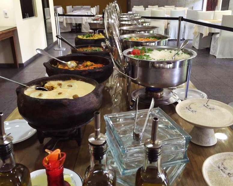 Restaurante do Hotel Alice Vitória