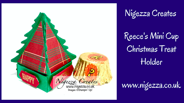 Nigezza Creates with Stampin' Up! Wrapped In Plaid & Reece's Cups
