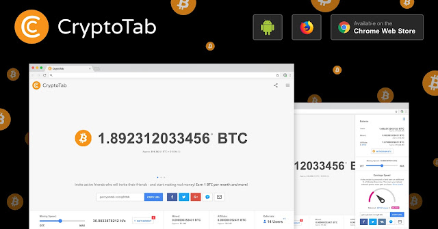 CryptoTab : Earning By Mining for Free | Software Hub