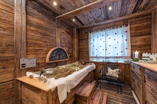 bagni di fieno trentino alto adige