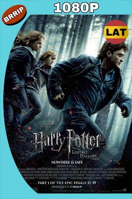 HARRY POTTER Y LAS RELIQUIAS DE LA MUERTE PARTE 1 (2010) [OpenMatte] 1080P LATINO-INGLES MKV