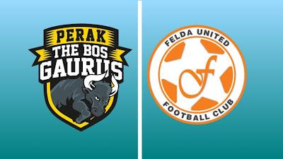 Live Streaming Perak vs Felda United Liga Super 23 Februari 2019
