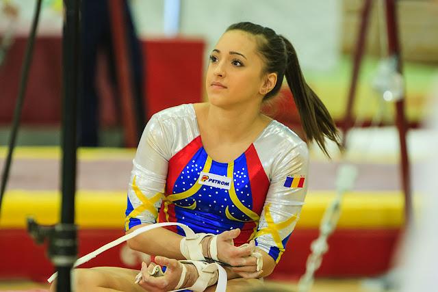 Larisa Iordache Ginástica Romênia