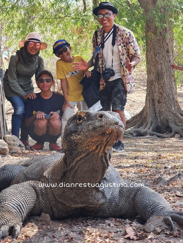 Tips Berkunjung ke Pulau Rinca