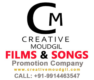 Best Online Song Promotion Company in Amritsar Creative Moudgil