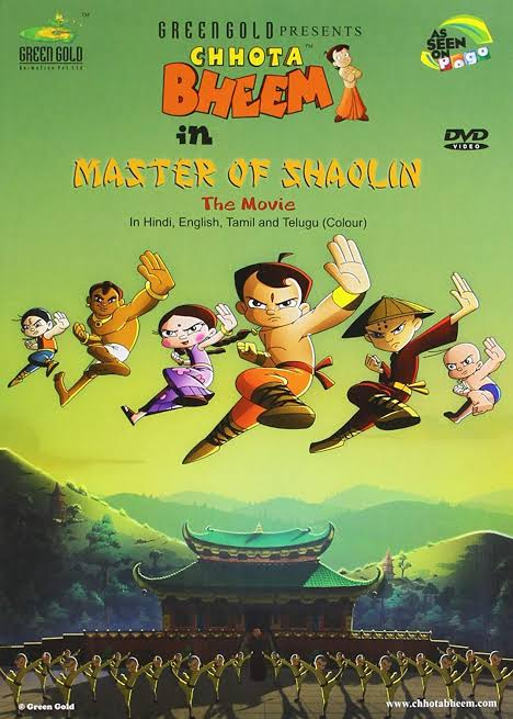 Chhota Bheem And Master Of Shaolin Movie Images In 720P